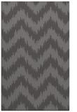 rug #210397 |  brown stripes rug