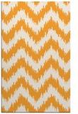 rug #210597 |  light-orange stripes rug