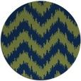 rug #210637 | round rug