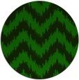 rug #210670   round rug