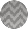 rug #210803 | round stripes rug