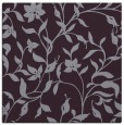 rug #213301 | square purple natural rug