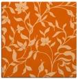 rug #213325 | square red-orange natural rug