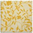 rug #213353 | square yellow natural rug