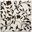 rug #213361 | square brown natural rug