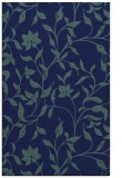 rug #213801 |  blue natural rug
