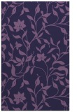 rug #213865 |  purple natural rug