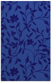 rug #213873    blue-violet natural rug