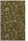 rug #213889 |  brown rug