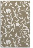 rug #213909 |  mid-brown rug