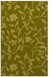 rug #214089 |  light-green natural rug