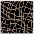 rug #218357 | square black stripes rug