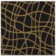 rug #218365 | square brown check rug