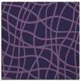 rug #218441   square blue-violet check rug
