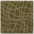 rug #218465 | square mid-brown check rug