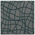 rug #218473   square green check rug