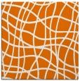 rug #218537 | square orange popular rug