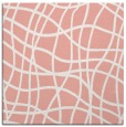 rug #218565 | square white check rug
