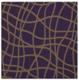 rug #218577 | square purple check rug