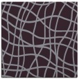 rug #218581 | square purple check rug