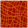 rug #218589 | square red check rug