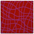 rug #218597 | square red stripes rug