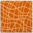 rug #218605   square red-orange check rug