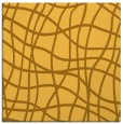 rug #218649 | square yellow check rug