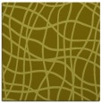 rug #218665 | square light-green check rug