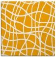 rug #218681 | square light-orange check rug
