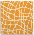 rug #218693 | square light-orange check rug
