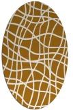 rug #219035 | oval stripes rug