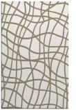 rug #219049 |  beige check rug