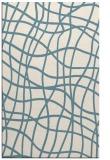 rug #219073 |  white check rug