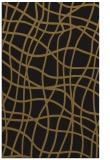 rug #219165 |  mid-brown check rug