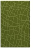 rug #219173    green check rug