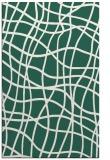 rug #219181 |  green stripes rug