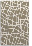 rug #219189 |  mid-brown check rug