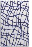 rug #219329 |  blue check rug