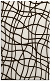 rug #219345 |  brown stripes rug