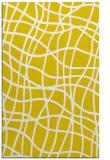 rug #219349 |  yellow rug