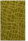 rug #219369 |  light-green check rug