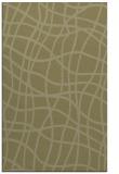 rug #219373 |  light-green check rug
