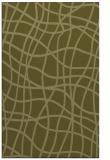 rug #219381 |  light-green check rug