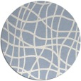 rug #219443 | round check rug