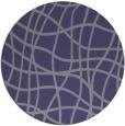 rug #219490 | round check rug