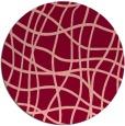 rug #219619   round check rug