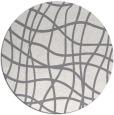 rug #219704 | round check rug
