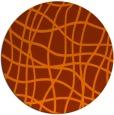 rug #219719 | round check rug