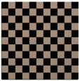 rug #220117 | square black graphic rug